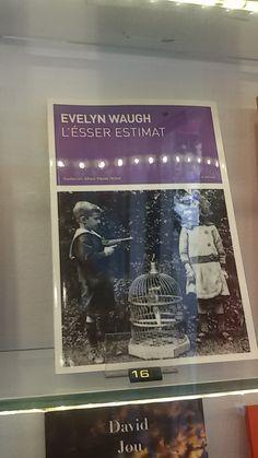 """""""L'ésser estimat"""" de Evelyn Waugh. La breu edicions."""