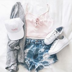outfit, adidas, and pink