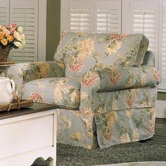 Nantucket  Upholstered Chair by Rowe