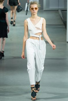 Phillip Lim Spring 2015 Ready-to-Wear Collection - Vogue Fashion Brand, High Fashion, Fashion Show, Womens Fashion, Fashion Week 2015, Spring Fashion, Ss15 Fashion, Trend Council, Spring Summer 2015