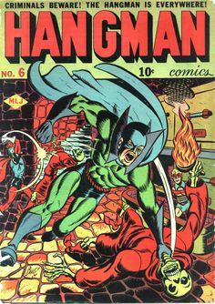 Hangman Comics 06 (1943)