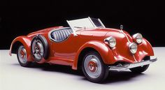 Mercedes-Benz 150 Sports Roadster, 1935.