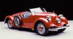 Mercedes-Benz 150 Sports Roadster, 1935.
