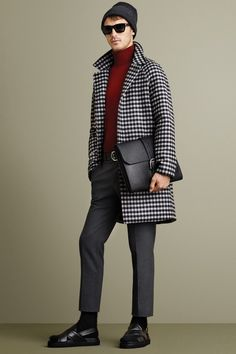 Bally Fall-Winter 2015-2016 Otoño Invierno #Menswear #Tendencias #Trends #Moda Hombre - The Best Fashion Blog