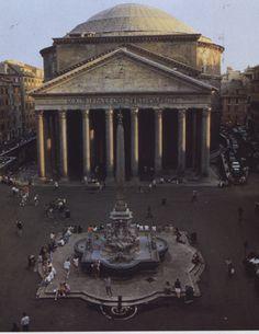 Classical- Roman, Pantheon