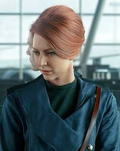 Diana Burnwood - Hitman Video Game Movies, Video Games, Agent 47, Iconic Movies, Playing Games, Gaming Memes, Pop Culture, Diana, Marvel