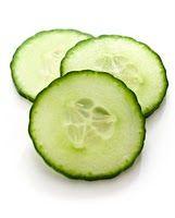 HCG Apple Cucumber Salad