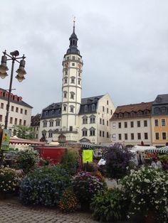 Stadhuis in Gera