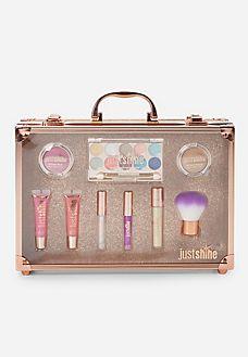 Rose Gold Deluxe Beauty Kit