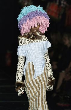 John Galliano for Christian Dior Spring Summer 2002 Haute Couture