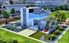 The Sims-My House : Sobrado #0008