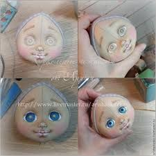handmade doll, paint the doll's face Fabric Dolls, Paper Dolls, Puppet Tutorial, Little Pet Shop Toys, Sewing Dolls, Needle Felted Animals, Pretty Dolls, Waldorf Dolls, Soft Dolls