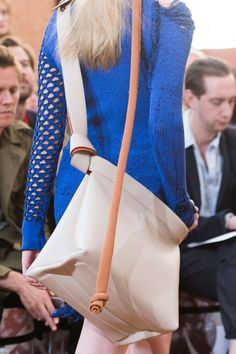 Acne Studios at Paris Fashion Week Spring 2016 - Details Runway Photos
