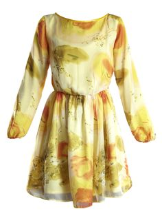Beautiful Sunshine Dress