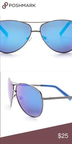 Cole Haan Singlasses aviator style, Polarized Cole Haan Sunglasses aviator style Polarized Cole Haan Accessories Sunglasses