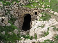 archeology sites in israel - Bing Images - Panoramio - Photo of Horvat Zaak