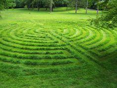 lovely  labyrinth