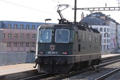 Swiss Railways, Electric Locomotive, Bahn, Trains, Vehicles, Europe, Locomotive, Levitate, Rolling Stock