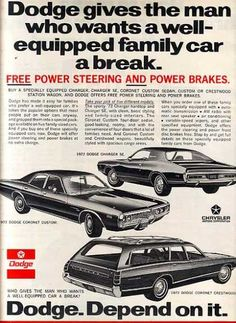 Chrysler's Dodge (1971)