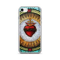 Sacred Heart iPhone 7/7 Plus Case