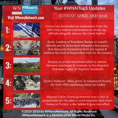 Check out the #WNNtop5 stories from #WNewsNetwork & stay up to date on the news that matters to you.
