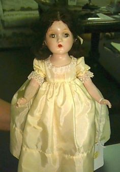 Yellow Doll