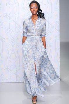 Holly Fulton Spring 2014 Ready-to-Wear Fashion Show