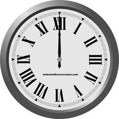 Solución del acertijo del reloj que se retrasa | matematicascercanas