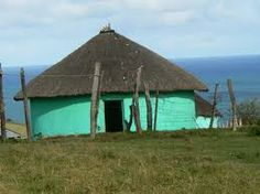 xhosa culture - hut in Transkei-RSA Xhosa, Vernacular Architecture, African Culture, Kitchen Stuff, Traditional House, South Africa, Gazebo, Cape, Houses