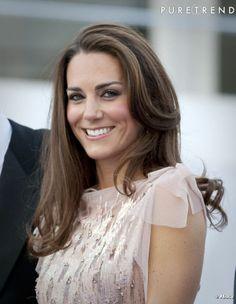 Balayage Kate Middleton