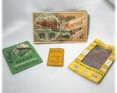 Vintage Collectible Marvel Deans Milwards Brabants Needles in Packages England France Germany