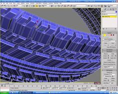 Modeling a High-Poly Car Tire in 3ds Max - 1