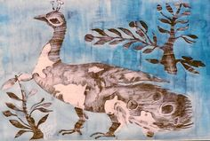 Moose Art, Painting, Animals, Runes, True Stories, Peacock, Time Travel, Artworks, Art Production