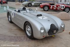 Vintage Racing Cars: 1948 BMW-Veritas Rennsport Spyder at the 2012 Kuwait Concours
