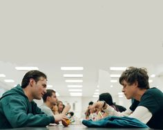Emory Cohen & Dane DeHaan in The Place Beyond the Pines (2012) dir. Derek Cianfrance
