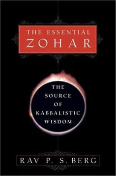 For thousands of years no book has been more shrouded in mystery than the Zohar. It is considered the most important work of Jewish Mysticism or Kabalah. Extremely interesting reading - for the curious.