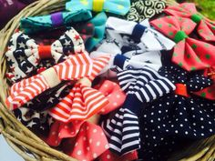 Cutie HairBow # HandMade $1.50 per each Made by Order Wholesale or Retail ^^ Welcome^^