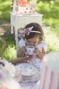 Cómo fue vuestro primer momento té?