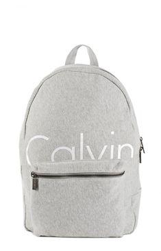 Jersey 'My Calvins' backpack - #MYCALVINS Collection - Calvin Klein Jeans - ANITA HASS   DESIGNER FASHION