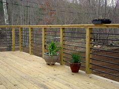 rebar railing