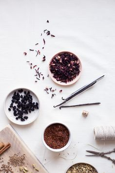 Homemade Tea Blends | For Christmas