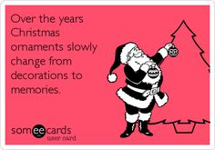 Ornaments to Memories