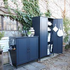 Tall Cabinet Storage, Locker Storage, My House, Outdoor Living, Simple, Garden, Furniture, Home Decor, Vienna
