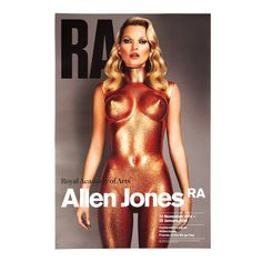 The RA's Allen Jones Exhibition Poster featuring the image 'Body Armour'. Exhibition Poster, Museum Exhibition, Allen Jones, Kate Moss, Armour, Bodycon Dress, Posters, Image, Dresses