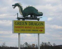 Green Dragon Farmers Market & Auction, Lancaster PA by taelcat, via Flickr