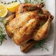 Roast Lemon Chicken in your Halogen Oven