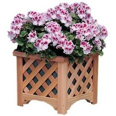 Arboria Windsor Square Planter Box
