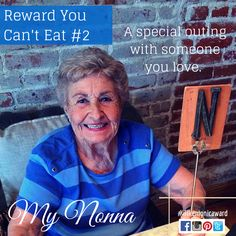 REWARD YOU CAN'T EAT #2:: A special outing with someone you love. | by Coach Monica Ward of TheFitClubNetwork.com