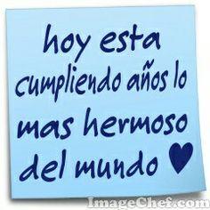 Photo http://enviarpostales.net/imagenes/photo-390/ felizcumple feliz cumple feliz cumpleaños felicidades hoy es tu dia