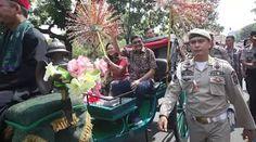 Senyum Terakhir Djarot untuk Jakarta